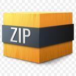 آموزش کار با فایل zip