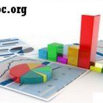 داده های فروش صنعت در سال و فروش صنعت سال گذشته 1386 - 1396